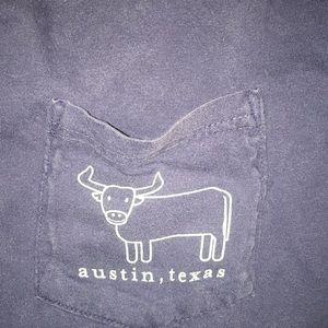 Comfort Colors Tops - austin tx shirt